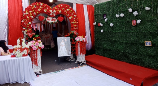 Tiệc cưới của hai bạn Ngân và Bảo